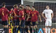 Футболистите на Испания ще се ваксинират преди Европейското първенство