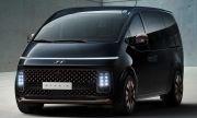 Hyundai показа миниван с дизайн на космически кораб
