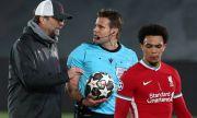 Юрген Клоп обвини съдия в лично отношение към свой футболист