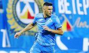 Футболист на Левски се разсъблече заради гаджето си
