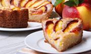 Рецепта на деня: Тарт с праскови без печене