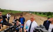Бойко Борисов от Габрово: Продължаваме ударното строителство въпреки COVID-19
