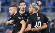 Милан разби мечтите на Лацио за титлата