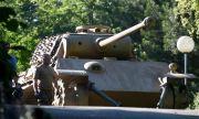 Танк от Втората световна война бе намерен в мазето на германски пенсионер