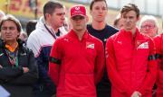 Синът на Михаел Шумахер може да направи дебют във Формула 1