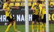 Борусия Дортмунд изкова победата в дербито с РБ Лайпциг и направи Байерн шампион