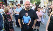 Симпатизант на ГЕРБ си татуира лицето на Борисов (ВИДЕО)