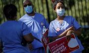 Епидемичната ситуация в САЩ не може да бъде облекчена за кратко време