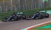 Хамилтън спечели в Италия и донесе титлата на Mercedes при конструкторите