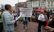 Хабаровск отново на протест срещу Путин