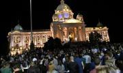 Погромите в Белград - заради признаването на Косово?