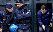 Вихрен удар срещу италианската мафия
