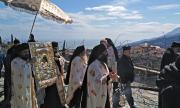 Манастир в Света гора е под карантина