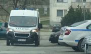 Самоубийство в Пловдив, мъж скочи от осмия етаж