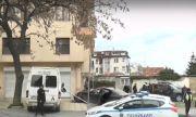 Кола се разби в сграда при тежка катастофа във Варна
