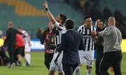 Локомотив Пловдив бе на крачка от срамно отпадане за Купата на България