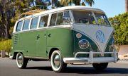Спечелете класически бус Volkswagen с механика от Tesla