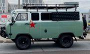 Продава се УАЗ-ка, модернизирана от германци и отговаряща на стандарта Euro 6