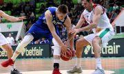 Баскетболистите ни приключиха квалификациите за ЕвроБаскет със загуба