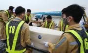 Телата на загиналите в камиона бяха върнати във Виетнам