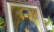 Чудотворните мощи на светец в Елхово