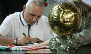 Христо Стоичков назова бъдещия треньор на Барселона