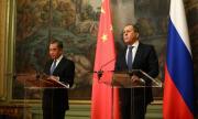 Китай и Русия са невероятно единни