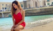 Райна полегнала в Малта (СНИМКИ)