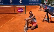 Тенисистка показа впечатляващата си колекция от фланелки на Барса (ВИДЕО)