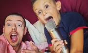 Синът на Милен Цветков започна онлайн рубрика с Даниел Петканов (ВИДЕО)