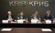 КРИБ и Американският университет подписаха партньорство