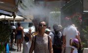 Гърция: Горещини, пожари и затворени археологически музеи на открито (ВИДЕО)