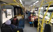 Градският транспорт е един от най-опасните преносители на коронавирус