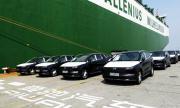 Първата партида китайски електромобили пристига в Европа