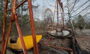 """Пожар в Чернобил. Радиацията е """"в норма"""""""