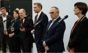 В Германия започват преговори за съставяне на правителство на коалицията
