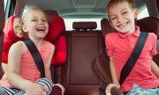 Знаем ли как да превозваме децата в автомобила? (ВИДЕО)