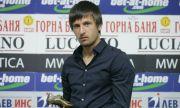 Славия ще подпише нов договор с Дарко Тасевски