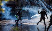 Използваха сълзотворен газ, за да разпръснат нелегално парти