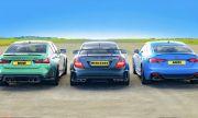 """Кой """"германец"""" е най-бърз? BMW vs Mercedes vs Audi"""