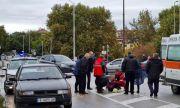 Кола удари 11-годишно дете на пешеходна пътека