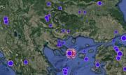 Силни трусове в Егейско море разбудиха и България