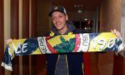Месут Йозил във Фенербахче: Господ ми дава шанс да облека екипа на отбора, на който съм фен