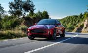 Aston Martin пуска SUV-купе в битка с BMW X6 и Mercedes GLE Coupe