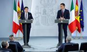 Испания и Италия очакват споразумение на ЕС