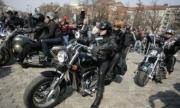 Рокерско шествие за толерантност на пътя