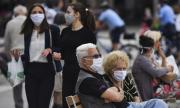 Солени глоби, ако си без маска в Северна Македония