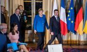 Зеленски може да реши въпроса с Донбас