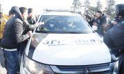 В Грузия арестуваха лидера на основната опозиционна сила