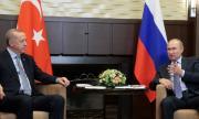 Руска военна полиция ще следи турската операция